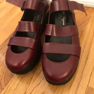 Robert Clergerie Shoes - Robert Clergerie platform flat 39